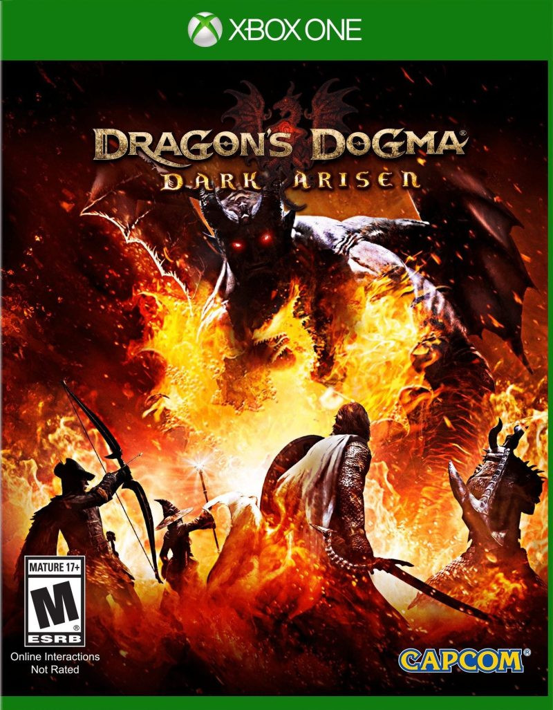 XBOX ONE Dragons Dogma - Dark Arisen HD
