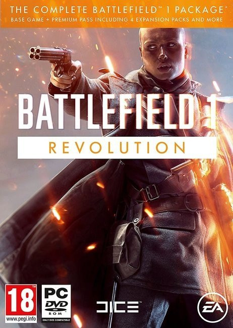PCG Battlefield 1 Revolution