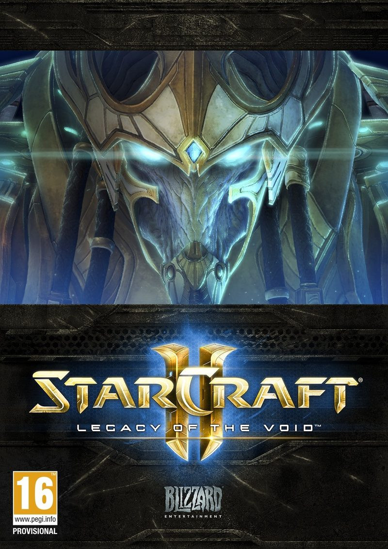 PCG Starcraft 2 - Legacy of the Void