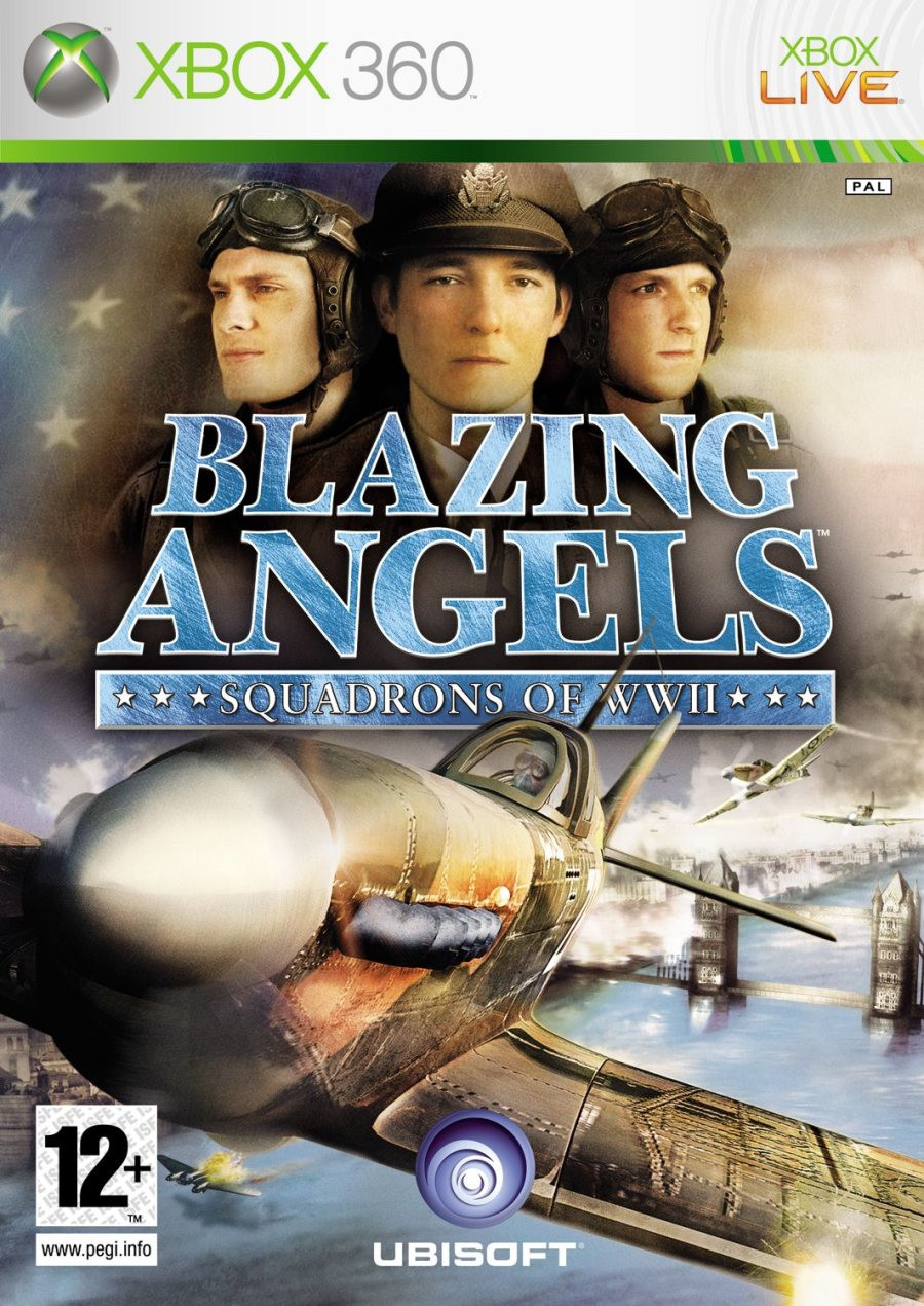 XBOX 360 Blazing Angels - Squadrons Of WWII