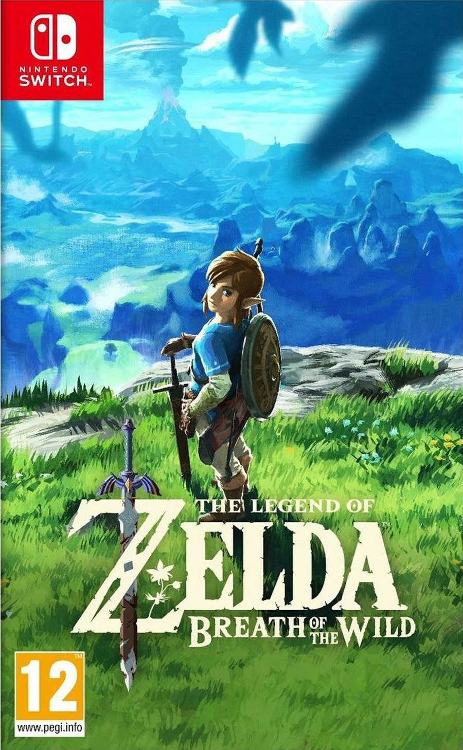 SWITCH The Legend of Zelda - Breath of the Wild - igrica za Nintendo Switch