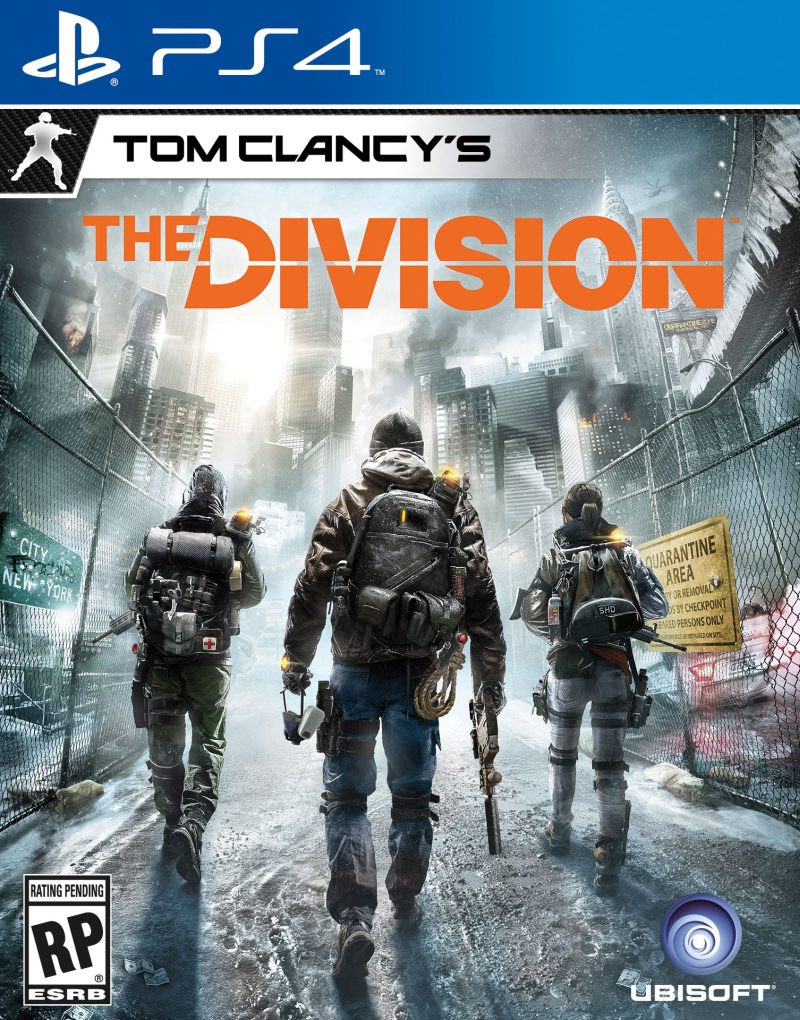 PS4 Tom Clancys: The Division