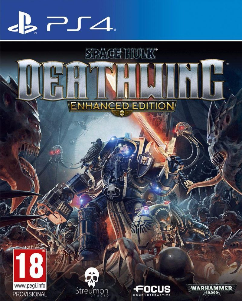 PS4 Space Hulk - DeathWing Enhanced Edition