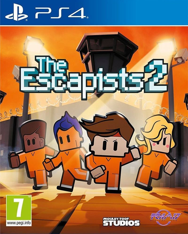 PS4 The Escapists 2