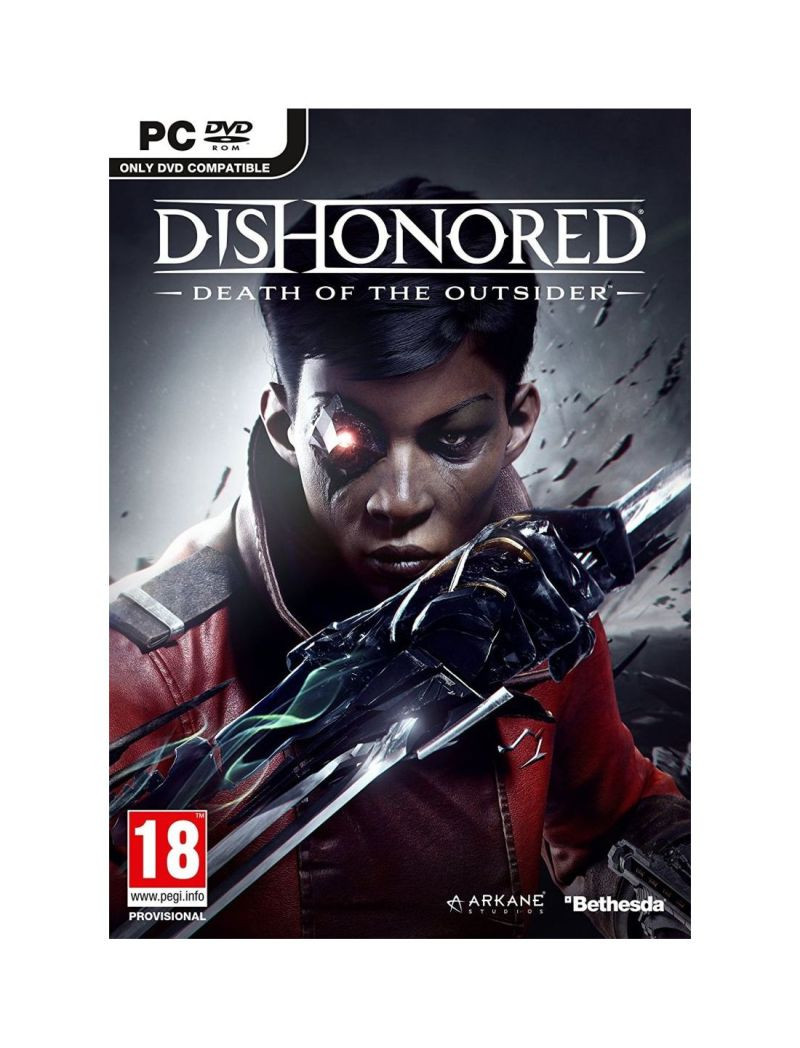 PCG Dishonored Death of the Outsider