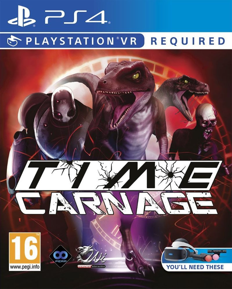PS4 Time Carnage VR