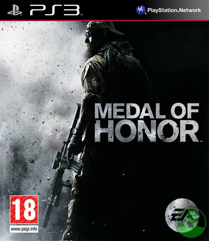 PS3 Medal Of Honor 2010