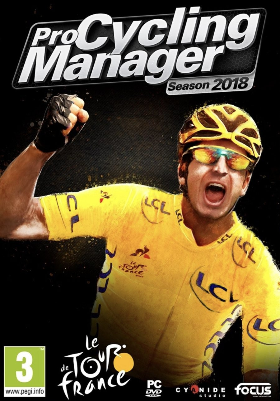 PCG Pro Cycling Manager 2018
