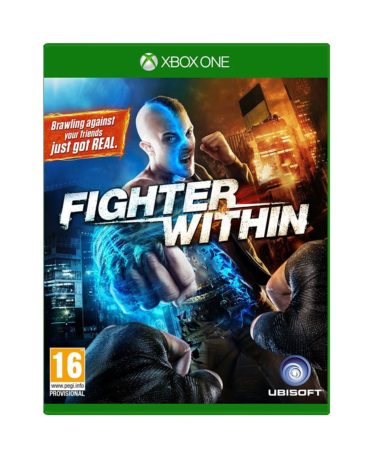 XBOX ONE Fighter Within KINECT