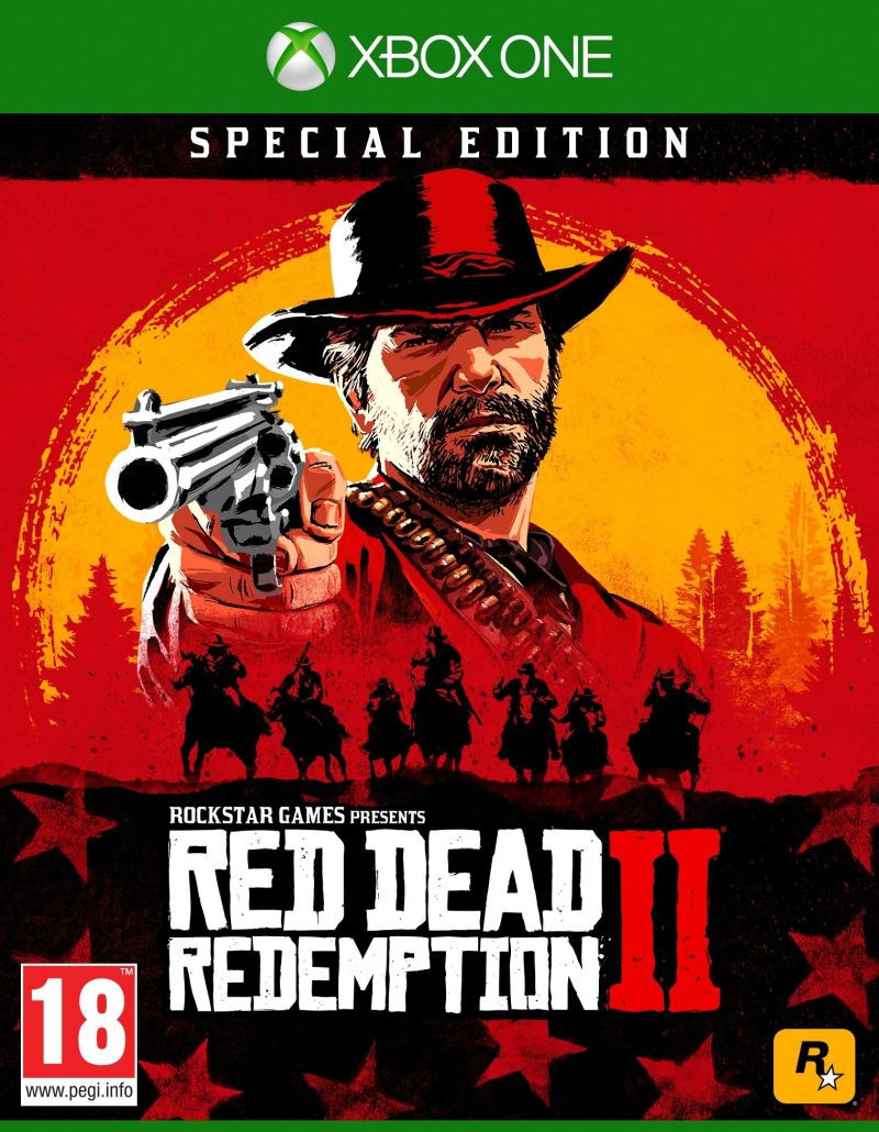XBOX ONE Red Dead Redemption 2 - Special Edition