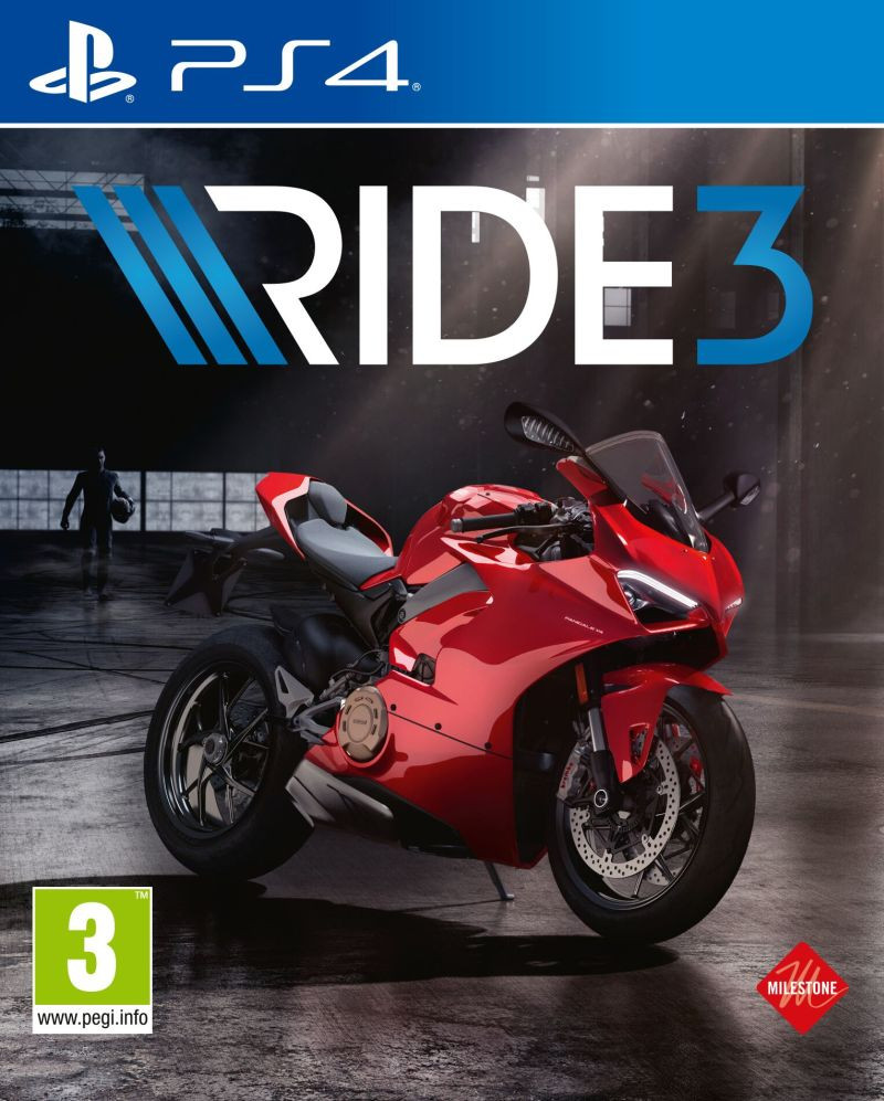 PS4 RIDE 3