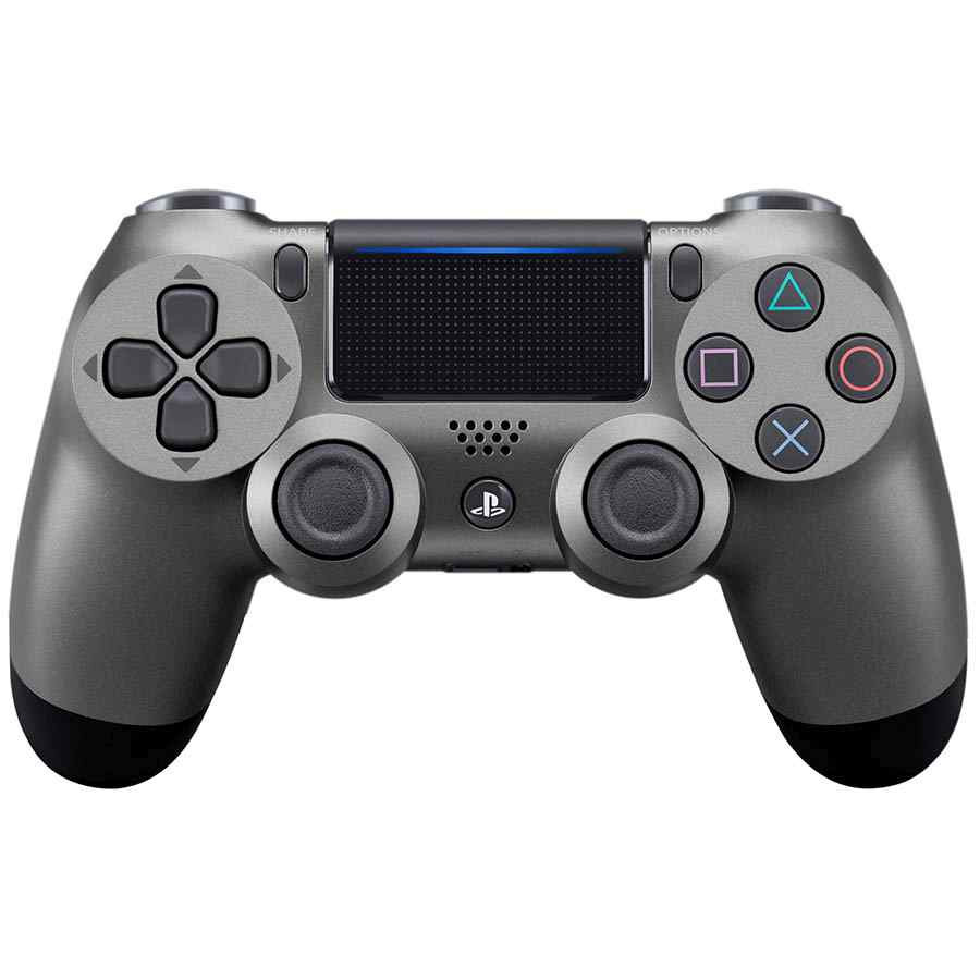 Dualshock 4 Wireless Controller PS4 Steel Black Gamepad