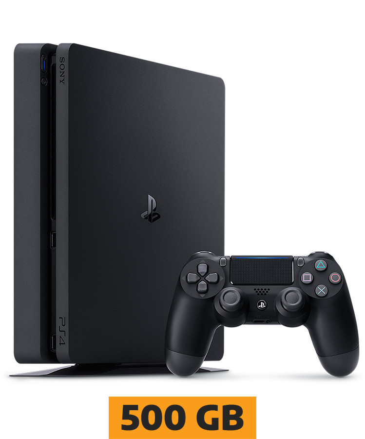Konzola Sony PlayStation 4 Slim 500GB PS4