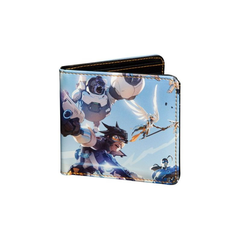 Novčanik Overwatch Sky Battle Wallet