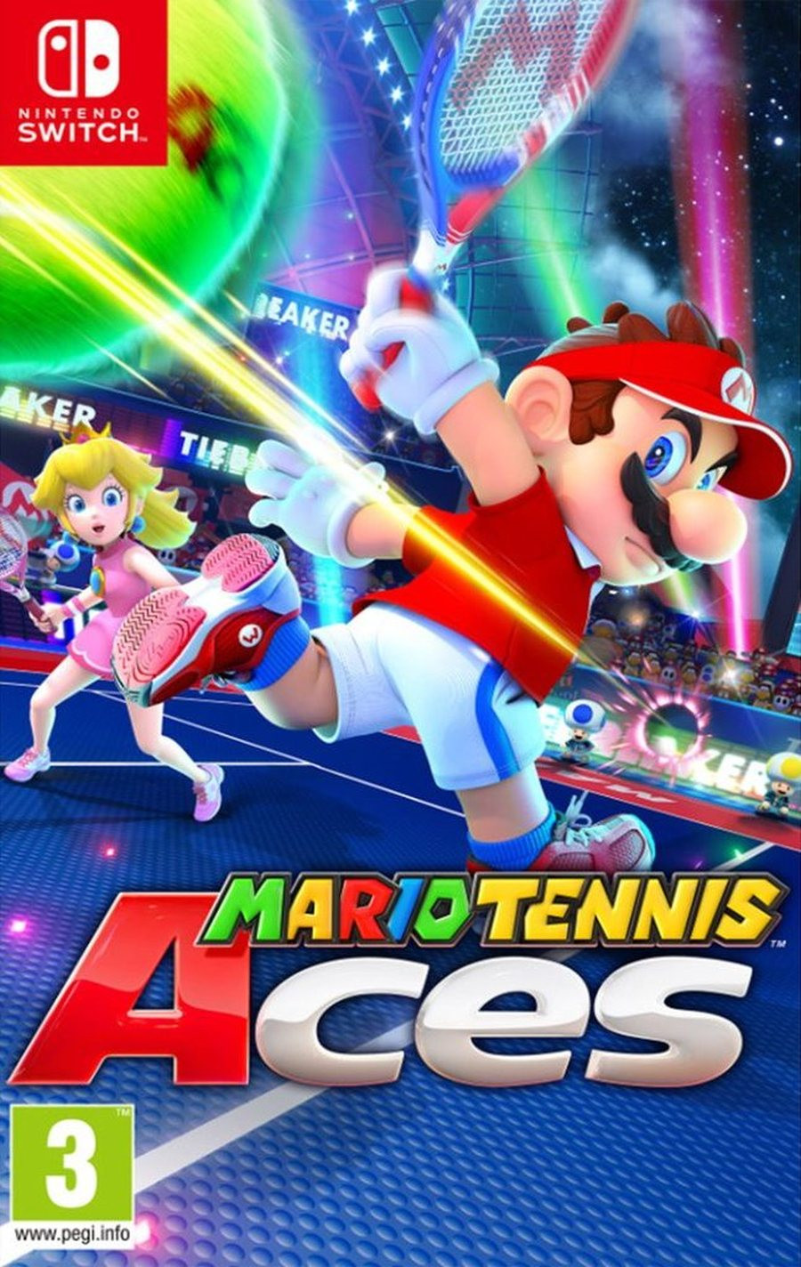 SWITCH Mario Tennis Aces - igrica za Nintendo Switch