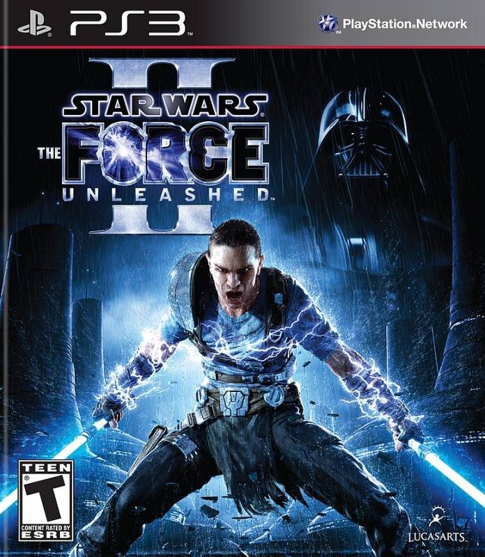 PS3 Star Wars - Force Unleashed 2