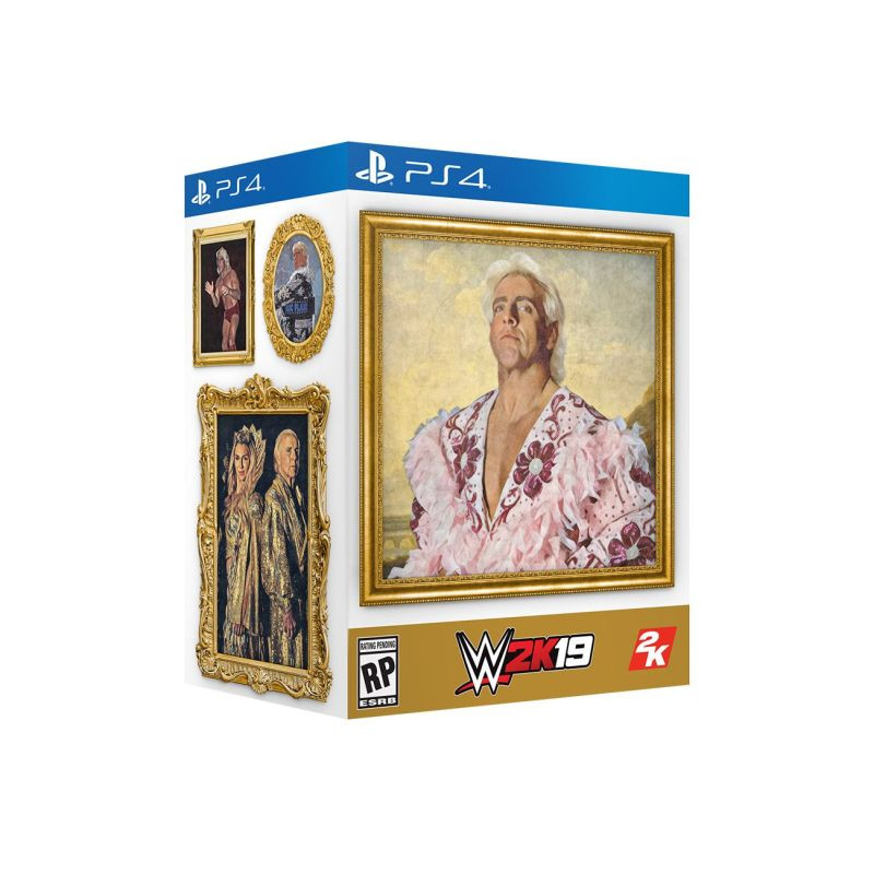 PS4 WWE 2K19 Collectors Edition
