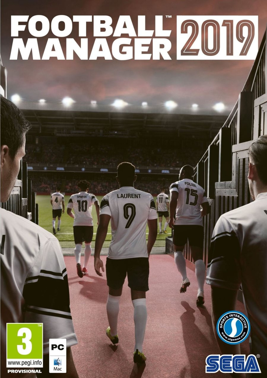 PCG Football Manager 2019