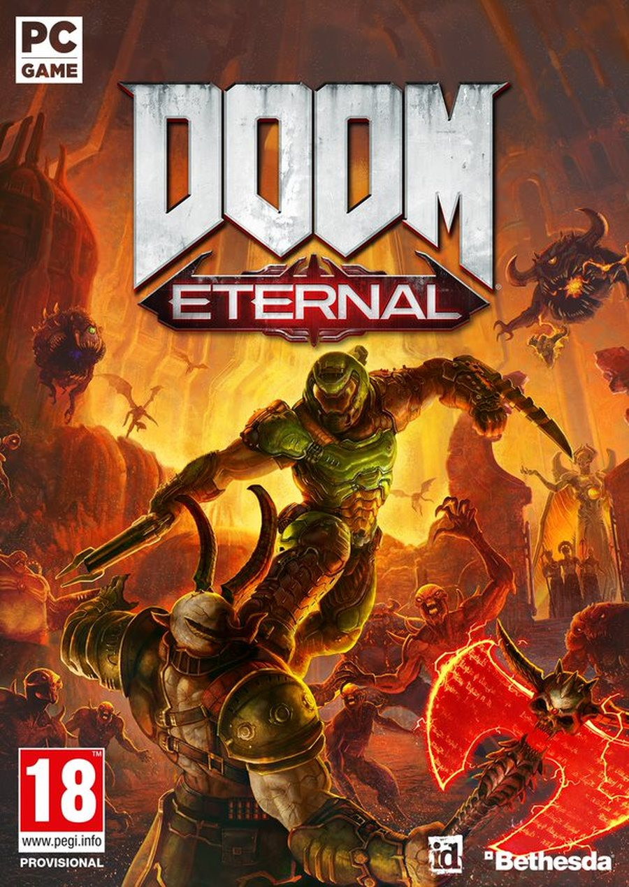PCG DOOM Eternal