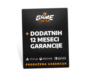 Produžena garancija PS4/XBOX ONE/NSW