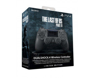 Dualshock 4 Wireless Controller PS4 The Last of US 2 Limited Edition gamepad