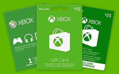 XBOX LIVE GOLD KARTICE