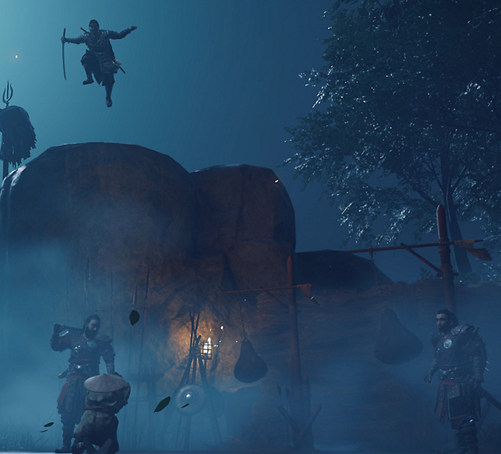 Ghost of Tsushima ScreenShots 05